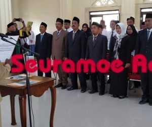 Mantan Kadis PUPR Aceh Jaya Ditunjuk Jabat Kadis Perikanan, Sejumlah Pihak Sayangkan Sikap Bupati