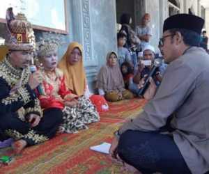 Atas Kemauan Sendiri, Pasutri Asal Nias Resmi Memeluk Agama Islam di Aceh Selatan