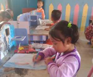 Gali Talenta Anak, MIN 8 Abdya Gelar Kegiatan Muthuwah Madrasah