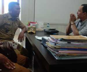 DPC Apdesi Silaturahmi Dengan Plt Bupati Aceh Selatan