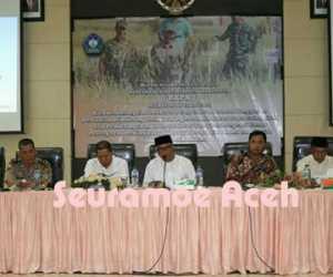 Bappeda Aceh Selatan Gelar FKP Rancangan Awal RKPK 2021