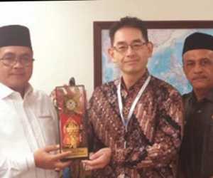 Bupati H. Ramli MS Ajak Investor Jepang Tanam Investasi di Aceh Barat