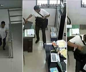 Maling Sikat 5 Unit Laptop di Kantor Kemenag Aceh Selatan