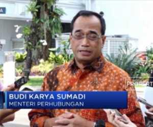 Giliran Menteri Perhubungan Budi Karya Sumadi Positif Corona