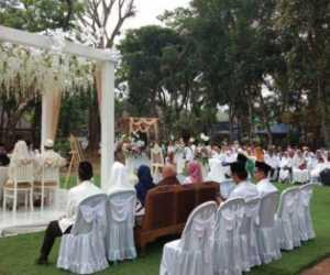 Nekat Gelar Resepsi Pernikahan di Masa Corona Akan Dipenjara 1 Tahun