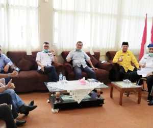 Toni Eka Candra Ditunjuk Partai Golkar Maju Pilkada Lamsel