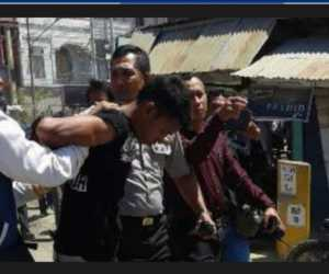 Kesal Dilarang Nongkrong di Warkop, Mahasiswa di Banda Aceh Pukul Polisi