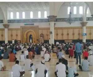 144 Orang Jamaah di Mesjid Berstatus ODP, 39 Sudah Dipindahkan ke Rumah Sakit