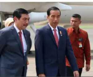 Menko Kemaritiman Usul Karantina Wilayah ke Presiden Jokowi