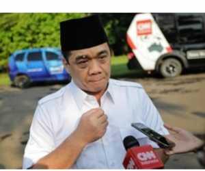 Ketua DPP Gerindra Terpilih Jadi Wagub DKI Jakarta