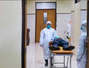 Diduga Pasien Covid-19, Seorang Warga Dirawat di RSUD SIM Nagan Raya