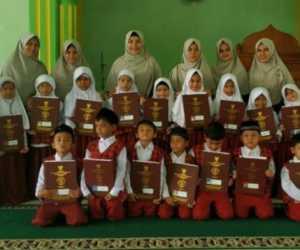 Libur Dimasa Pandemi Covid-19, Murid SDIT Muhammadiyah Manggeng Tetap Semangat Belajar di Rumah