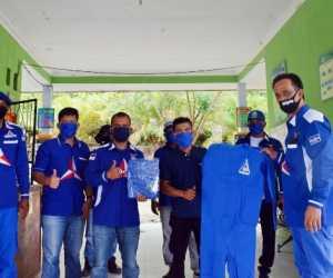 Tim Rumoh Aspirasi Teuku Riefky Bersama DPC Demokrat Abdya Gelar Baksos