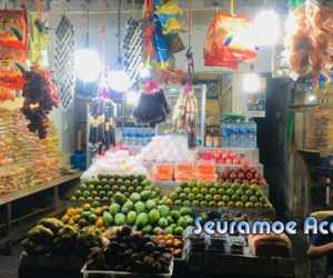 Dampak COVID-19, Omset Penjualan Buah di Nagan Raya Turun Drastis