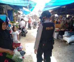 Cegah Kriminal di Bulan Ramadhan Sat Sabhara Nagan Raya Laksanakan Patroli