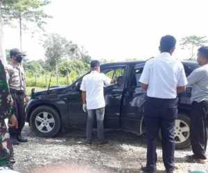 Tim Gabungan Lakukan Chek Point di Perbatasan Aceh Tengah-Nagan