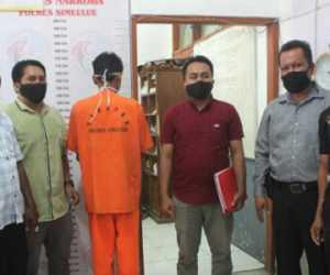 Simpan Ganja Kering 400 Gram, Seorang Pemuda Simelue Ditangkap Polisi
