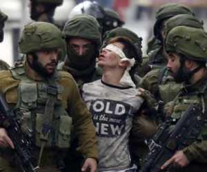 Sejak Awal Tahun, Israel Telah menangkap 1.500 Warga Palestina