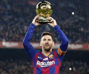 Messi Sumbang Rp 1 M Untuk Melawan Covid-19 Di Argentina