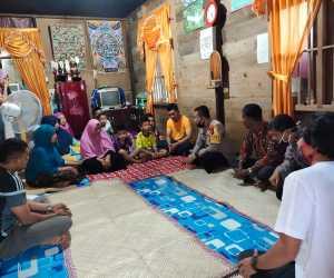 Polres Aceh Utara Serahkan Santunan Duka Kepada Keluarga Korban Pengeroyokan di Tangsel