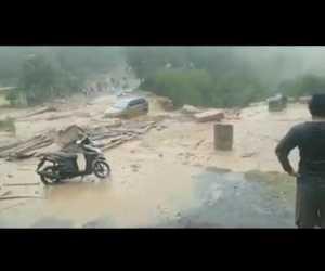 Ini Penyebab Banjir Bandang di Paya Tumpi Baru Takengon