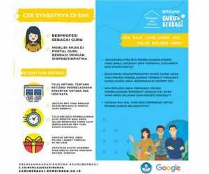Kemdikbud dan Google Subsidi Kuota Internet Gratis Untuk Guru