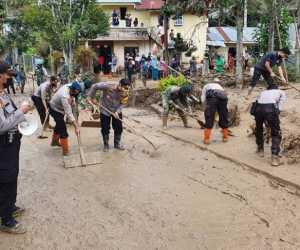 Setelah Banjir Bandang, Akses Jalan Aceh Tengah Sudah Bisa dilalui
