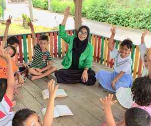 Mahasiswa Unimal Minta Kemendikbud Bentuk Kurikulum di Masa Corona