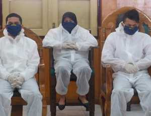 Zuraida Hanum Akui Bunuh Hakim Jamaluddin