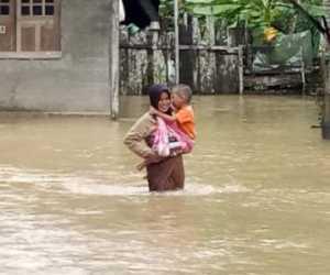 Puluhan Desa di Kabupaten Aceh Jaya Terendam Banjir