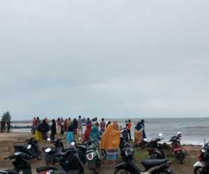Diterpa Badai, Dua Nelayan Lhok Pawoeh, Abdya Tenggelam