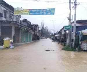 Hujan Deras, Ratusan Rumah di Abdya Terendam Banjir