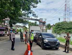 Polda Aceh Buka Pos Penyekatan, Hendak Melintas Harus Bawa Syarat Ini