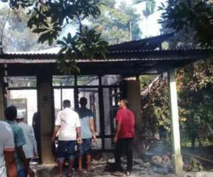Satu Unit Rumah Terbakar di Aceh Barat