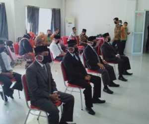 Pemkab Abdya Mutasi Sejumlah Pejabat Eselon III dan IV