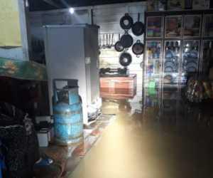 Lima Desa di Aceh Tengah Terendam Banjir, Puluhan Warga Mengungsi