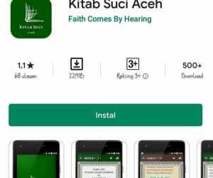 Pemerintah Aceh Layangkan Surat Protes, Minta Google Tutup Aplikasi 'Kitab Suci Aceh'
