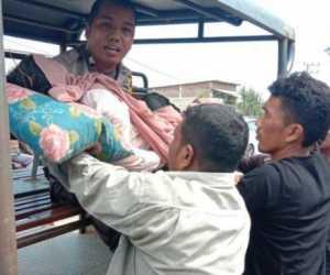 Kecelakaan Maut Renggut Dua Nyawa Anak Laki-laki