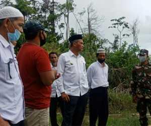 Benahi Objek Wisata Laot Tadu, Pemkab Nagan Raya Alokasi Dana 2 M