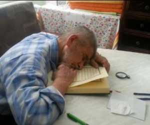 Layaknya Orang Tidur, Guru Ngaji Ini Meningggal Dunia saat Baca Al Quran