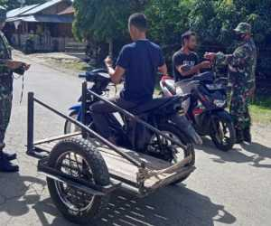 Hadapi New Normal Life, Kodim Aceh Jaya Lakukan Hal Ini