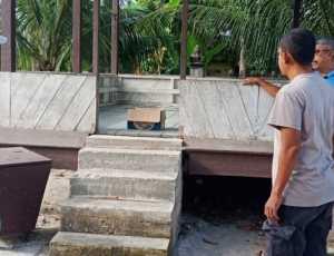 Penemuan Bayi laki-Laki Dalam Kardus Mengejutkan Warga Aceh Utara