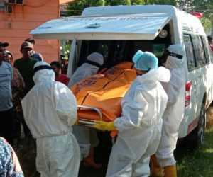 Tukang Bangunan Ditemukan Meninggal Bersimbah Darah