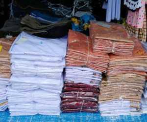 Omzet Penjualan Seragam Sekolah di Nagan Raya Turun Hingga 90 Persen