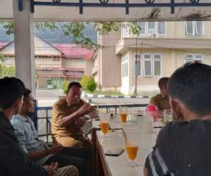 Humas Nagan Raya Silaturahmi Dengan Masyarakat