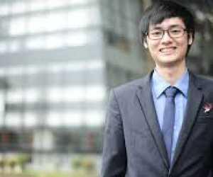 Wow! Ini Sosok Mahasiswa Indonesia yang Cetak Sejarah Pertama Pidato di Harvard