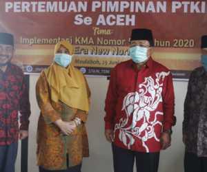 Rektor PTKIN Aceh Dukung Perubahan Bentuk STAIN Menjadi IAIN Meulaboh