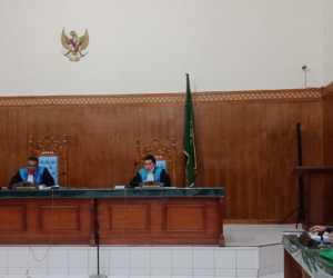 PTUN Banda Aceh Tolak Gugatan Mantan Keuchik Gunong Kupok