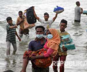Ajak Masyarakat Ikut Bantu Pengungsi Rohingya, MUI Sampaikan Ini Untuk Penduduk Aceh