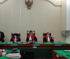 Hari Ini Sidang Vonis Kasus Pembunuhan Hakim Jamaluddin Digelar